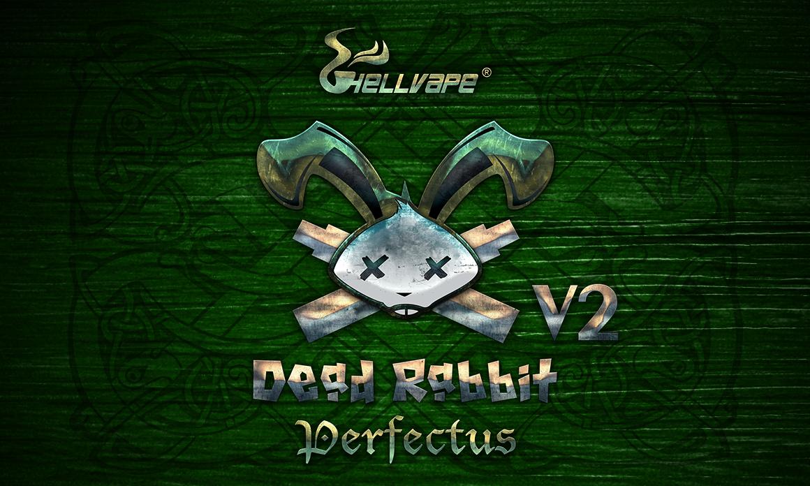 1(12) - Dead Rabbit V2 RDA – Hellvape